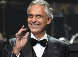 Andrea Bocelli Music for Hope concert was the most streamed in the history of classical music