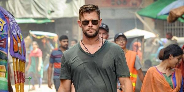 Chris Hemsworth's Extraction