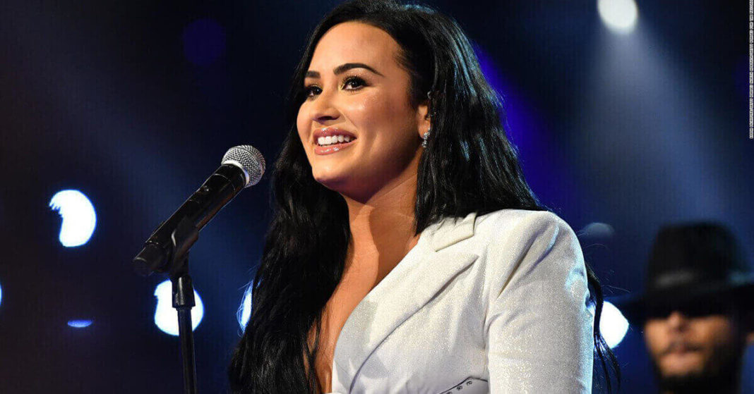 Demi Lovato has advice about mental health during the pandemic