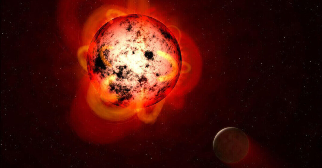 Disappearing exoplanet may have never existed scientists believe