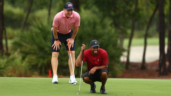 Golf Stars Tiger Woods, Mickelson, Brady and Peyton Manning to play