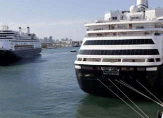 How cruise ships are cleaned, according to CEO of a company that sterilized Diamond Princess after the outbreak
