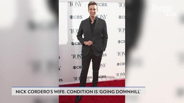 Nick Cordero Suffers from coronavirus