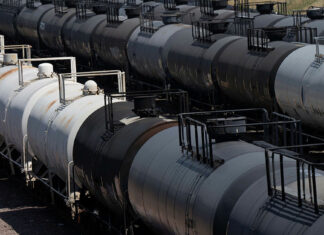 Oil prices tank as storage capacity concerns mount