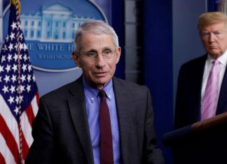 Trump promotes demand for Dr. Fauci's firing