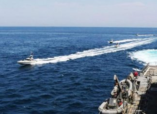 Trump says he's instructed Navy to 'destroy' any Iranian gunboats harassing US ships