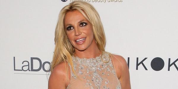Britney spears accidentally burned her gym