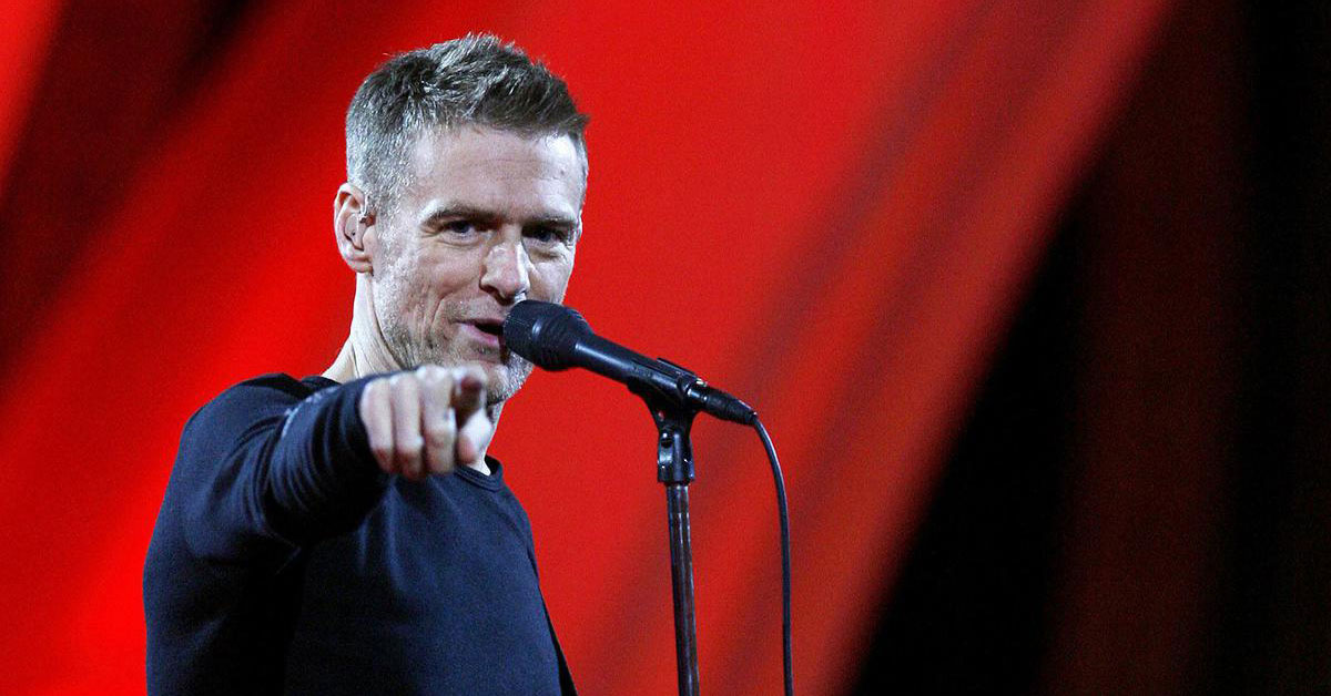 Iconic Recording Artist Bryan Adams To Be Honoured with