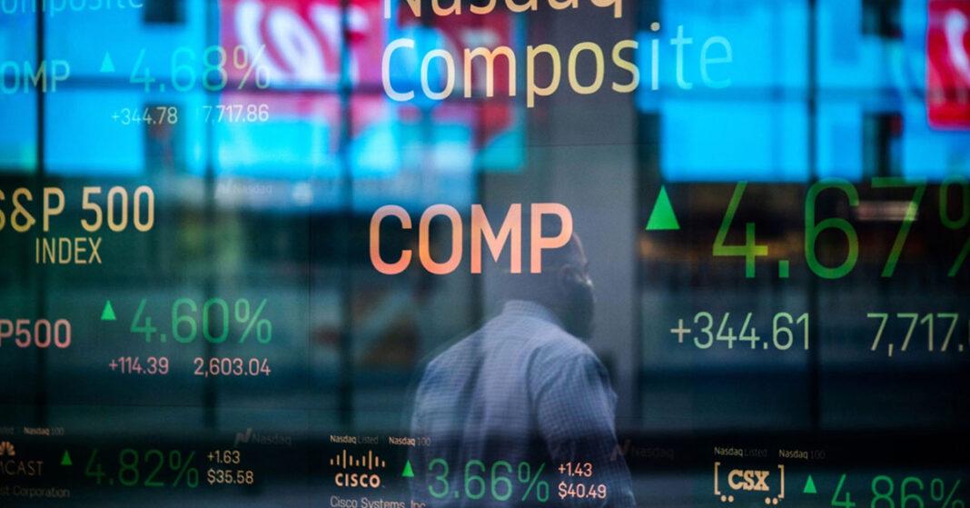 Dow surges over 900 points amid coronavirus vaccine progress
