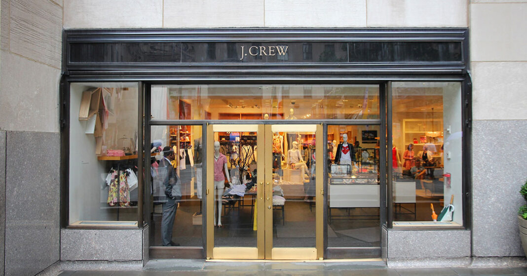 J. Crew has filed for bankruptcy