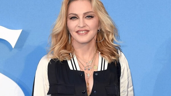 Madonna reveals that she was recently declared positive for covid19