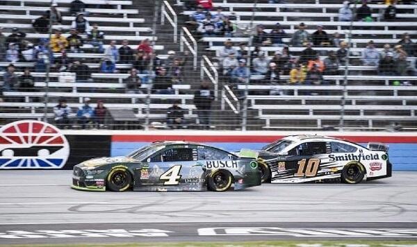 The NASCAR Cars