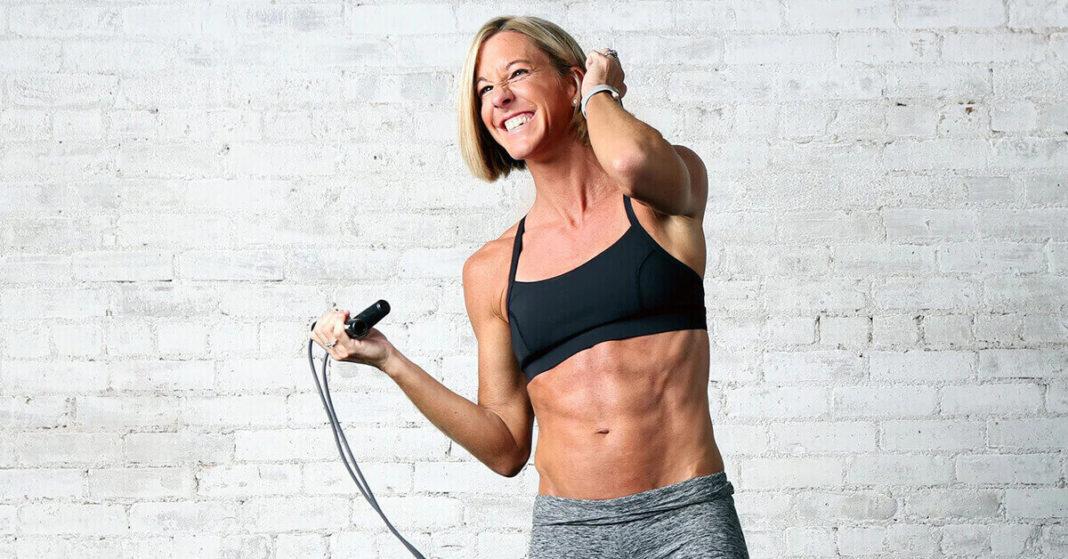 movement snacks muscle toning work celebrity trainer kira stokes