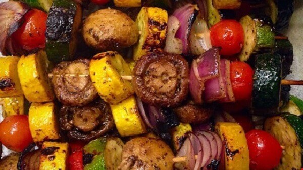 The Best Vegetables that are good to grill?