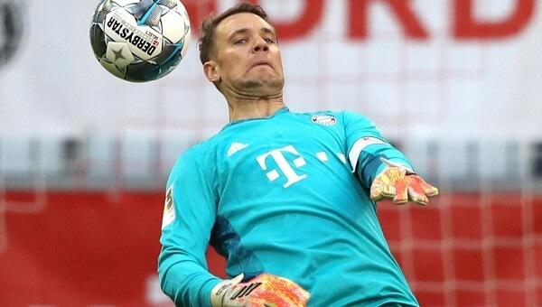 Manuel Neuer Reveals