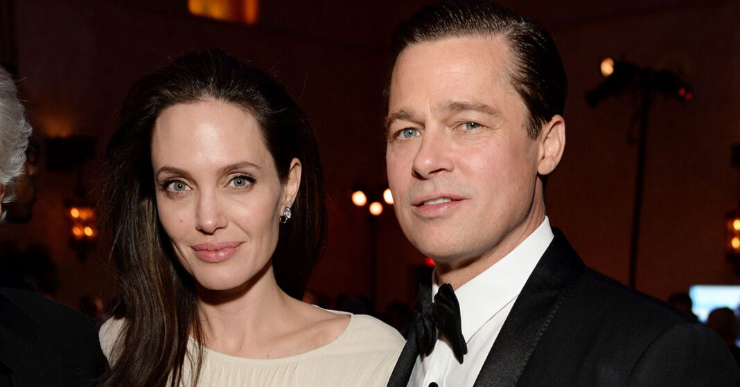 Angelina Jolie reveals She split from Brad Pitt for the Wellbeing of her Kids