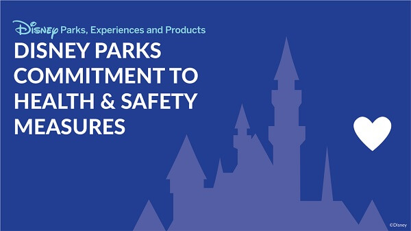 Health and Safety Policies: Disneyland