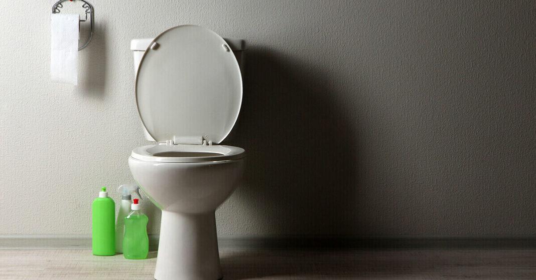 Flushing the toilet may push coronavirus aerosols 3 feet into air