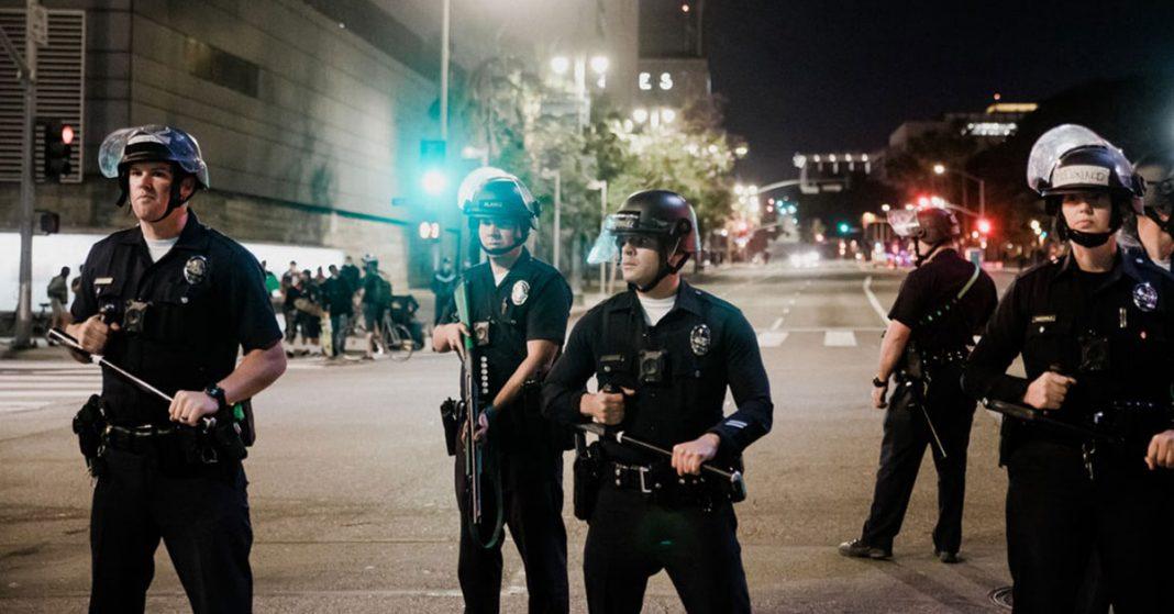 Trump rails against Biden, 'Radical Left Democrats' over movement to defund police