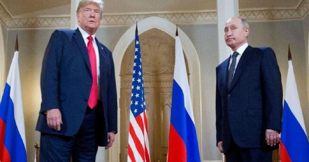 Trump says intel doesn't back up report on Russian bounties against US troops