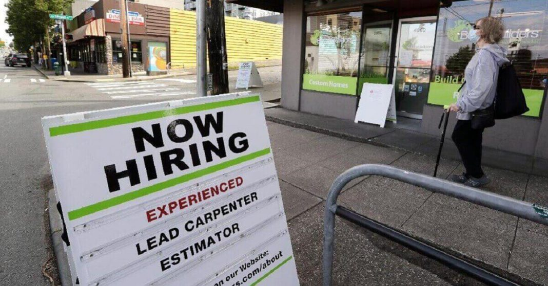 1.3M Americans filed for unemployment aid last week amid coronavirus recovery