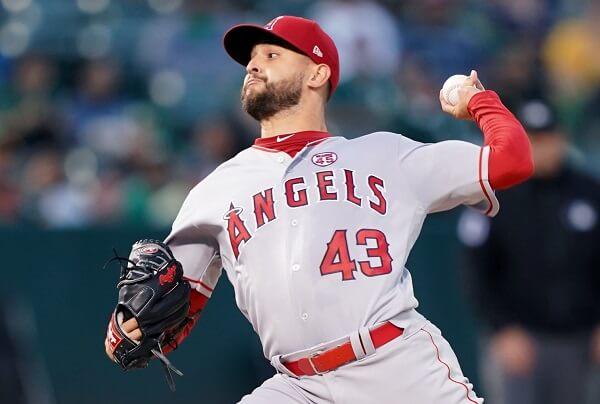 Angels rotation may need first week tweak due to schedule