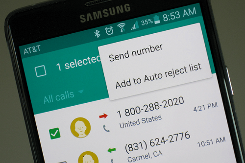 How To Block A Phone Number On An Android Phone