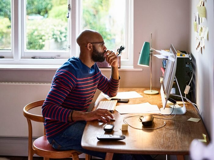 How to deal with loneliness when working from home