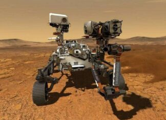 NASA's Mars Perseverance Rover Launch