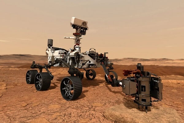 NASA's Mars-Bound Perseverance Rover To Look For Life On The Planet