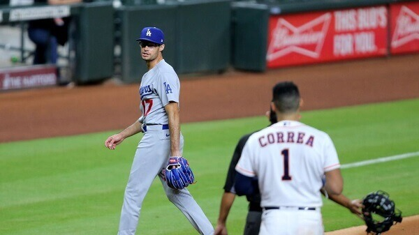 The Revenge Of Joe Kelly Against Astros As Dodgers' Bag The Victory