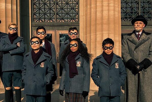 The Twist-Filled Show of Netflix The Umbrella Academy Season 2