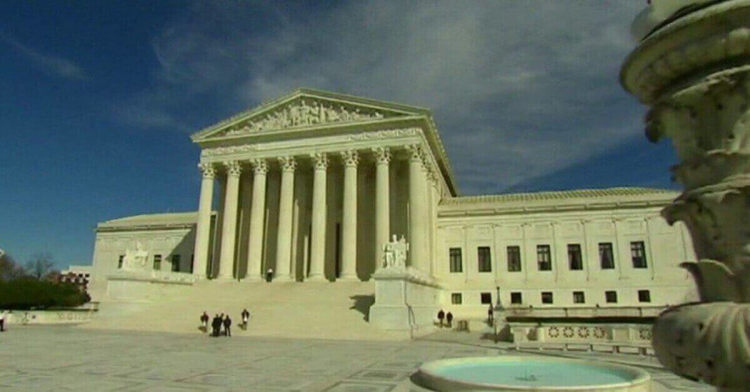 how Trump's Supreme Court list is made