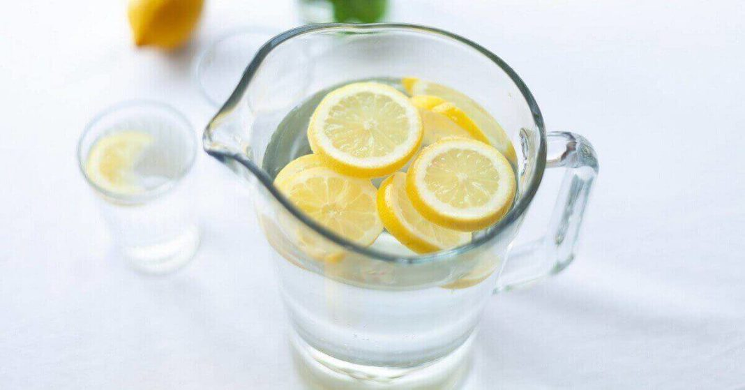 lemon water for losing weight