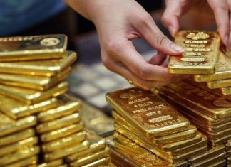 stay away from gold