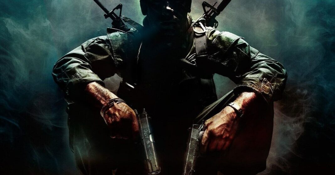 Call of Duty 2020 Black Ops game