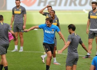 Conte's demands drive Inter back to the big time