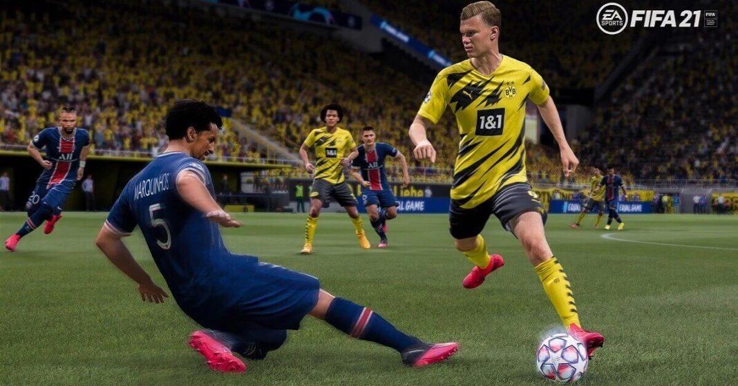 FIFA 21 Gameplay Trailer Reveals