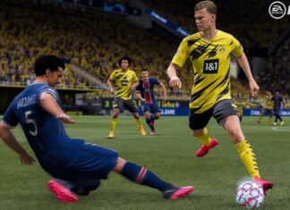FIFA 21 Gameplay Trailer Reveals