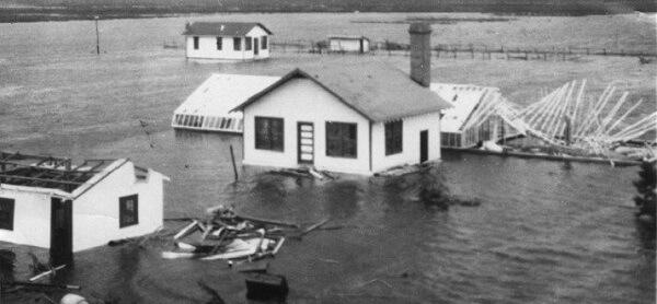 Hurricane San Felipe-Okeechobee in 1928