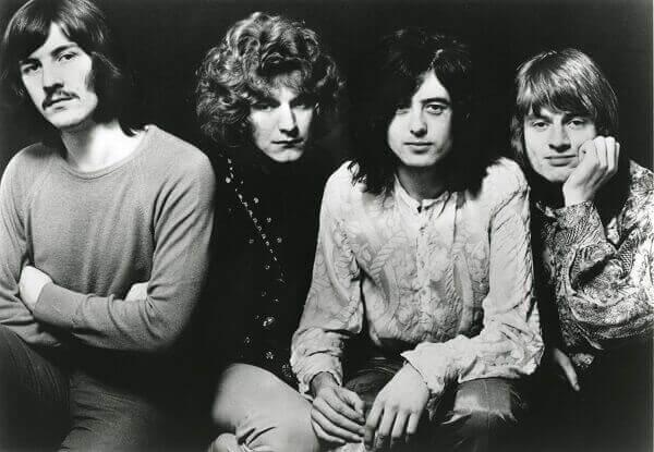 Led Zeppelin Rock Band