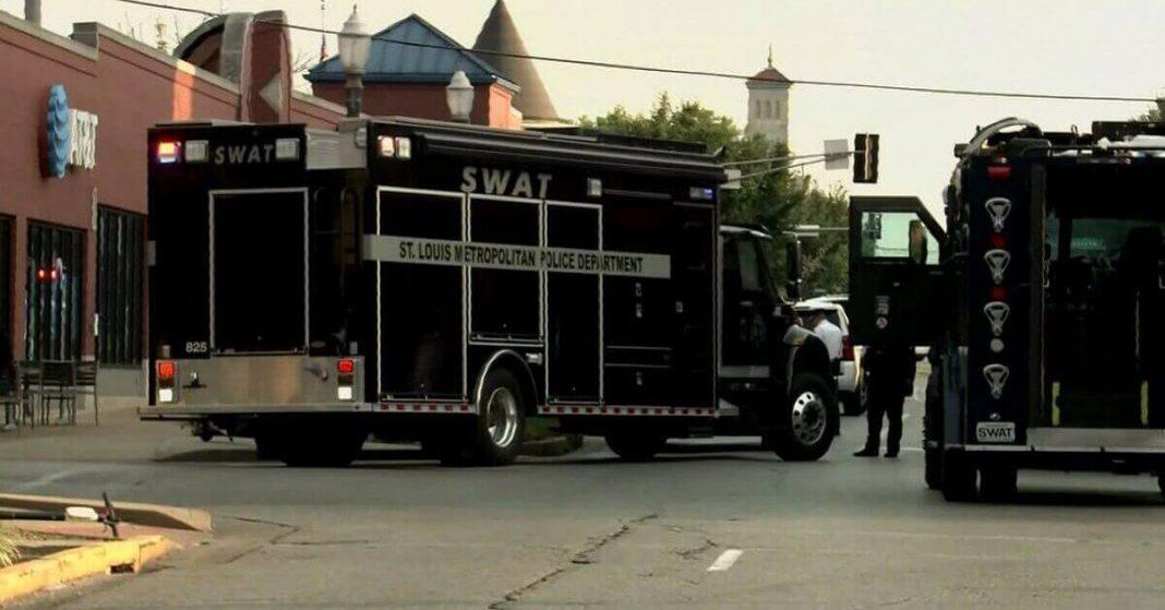 SWAT shots fired at SoCal Pro-Trump Caravan