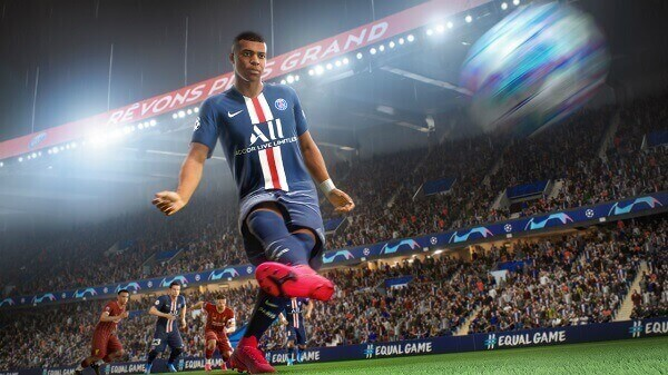 Trailer for FIFA 2021 Gameplay shows several features including Rewind