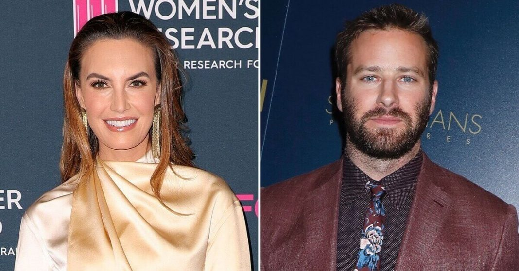 armie hammer working in construction living with friend