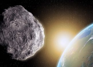 newly detected asteroid put on risk list could hit earth