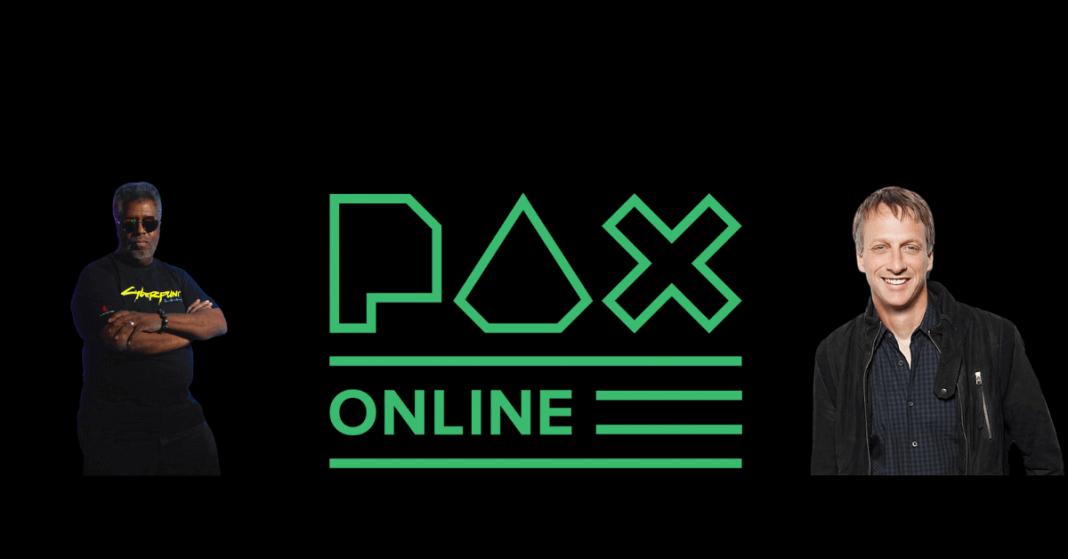 Tony Hawk and Mike Pondsmith to Headline PAX Online