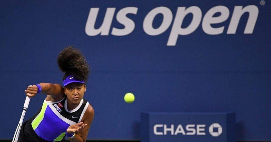 Top shots from the 2020 U.S. Open