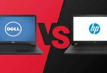 dell or hp laptop which is better