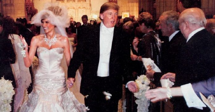 Melania Trump Marriage