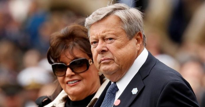 Melania Trump father in Communist Party